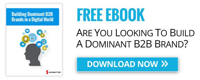 Building Dominant B2B Brands eBook