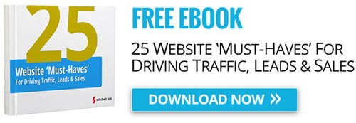 25 Website 'Must-Haves' for Driving Traffic, Leads and Sales