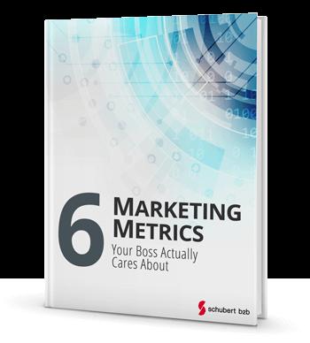 B2B Marketing Metrics Ebook