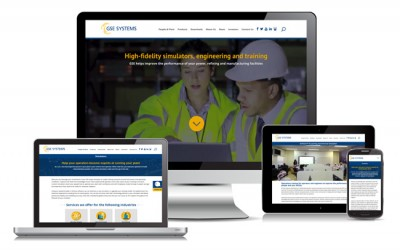 Schubert b2b Builds Responsive, Intuitive Global Website for GSE Systems Inc.