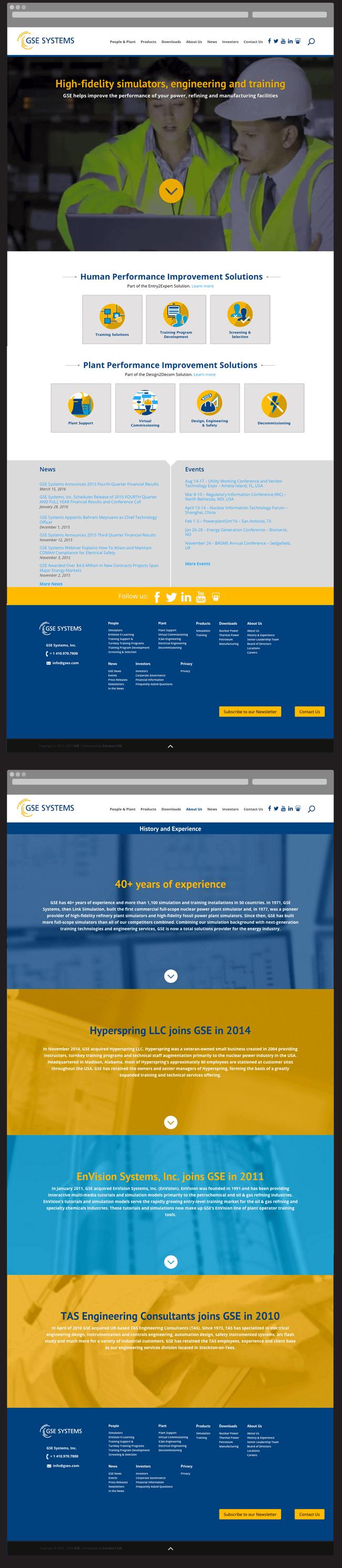 GSE Website