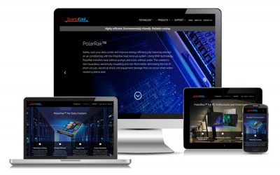 QuantaCool Selects Schubert b2b to Design New Sales-Ready Website for Electronics Cooling Systems