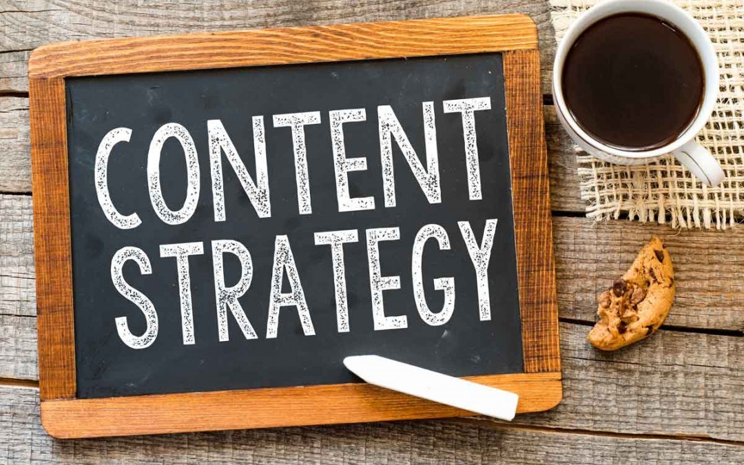 Content Marketing Starts With Audit of In-House Pieces