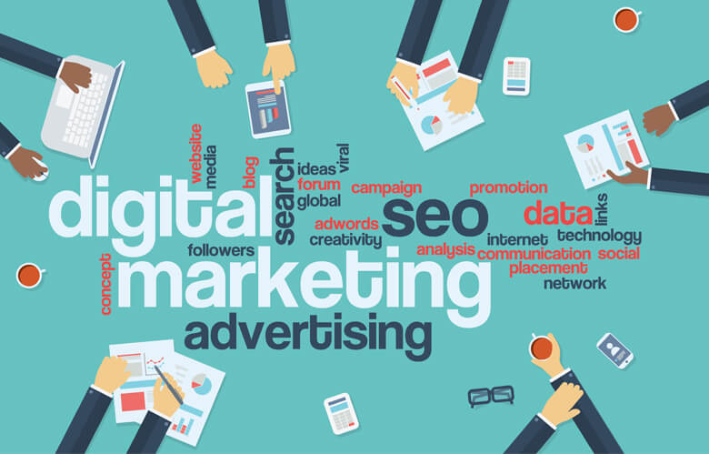 The Waves of Digital Marketing